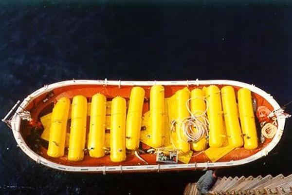 Sacche per scialuppe