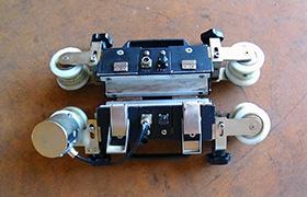 Controllo funi metalliche magneto induttivo rope 35